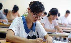 7 đại học công bố điểm thi