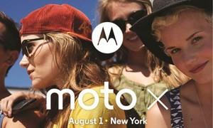 Motorola sẽ giới thiệu điện thoại 'độc' vào 1/8