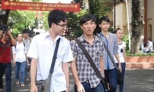 Hàng loạt trường đại học dự kiến tăng điểm chuẩn