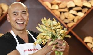 Vua đầu bếp Việt: Con trai cũng cần biết nấu ăn