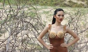 Thí sinh Miss Ngôi Sao ấn tượng với phong cách freestyle