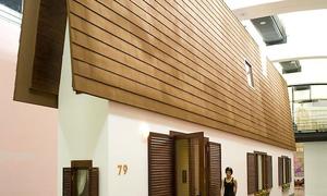 Ngôi nhà hẹp nhất thế giới với đầy đủ tiện nghi