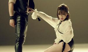 Brown Eyed Girls tung MV sexy bạo lực