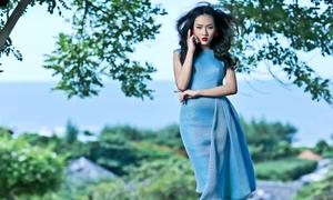 Miss Ngôi Sao khoe sắc với trang phục freestyle
