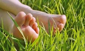 Ngủ trên đất giúp cơ thể khỏe mạnh