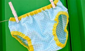 Giặt quần chíp sạch tinh kì nguyệt san
