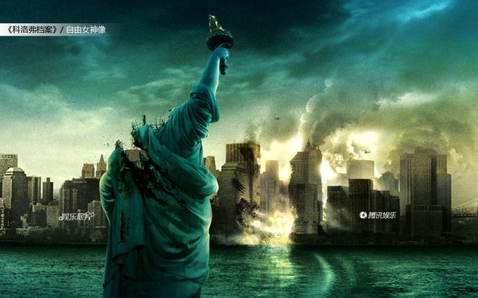 <p> Trong <em>Cloverfield </em>(2008), tượng nữ thần tự do của nước Mỹ bị quái vật trảm đầu, vứt lăn lóc trên đường phố New York.<em> Planet of the Apes, The Day After Tomorrow, Independence Day, 2012</em>... bức tượng đẹp này đều có kết cục chẳng tốt lành gì.</p>