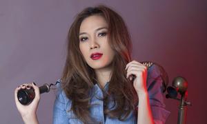 Mỹ Tâm đại diện Việt Nam tranh giải MTV EMA 2013