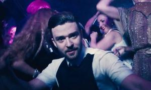 Justin Timberlake 'xoắn quẩy' trên đường phố New York