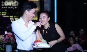 Nathan Lee muốn 'cướp' chồng Thu Minh