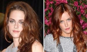 Kristen Stewart mặt đối mặt với tình mới Robert Pattinson