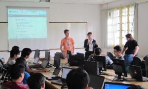 Học bổng thạc sĩ tại viện tin học Pháp