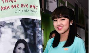 Hot girl Mi Soa rạng ngời tại cuộc thi ảnh 'Bye bye rác'