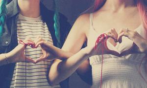 Nút thắt trong tình yêu của hai bạn là gì?