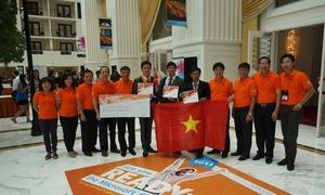 Việt Nam giành huy chương đồng tin học thế giới