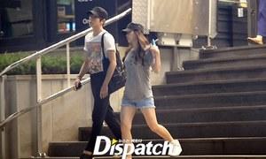 IU phủ nhận nửa đêm hẹn hò Lee Hyun Woo