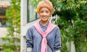 Style giao mùa quái mà chất của giới trẻ Harajuku