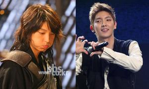 Hai kiểu tạo hình siêu đáng yêu của Lee Jun Ki