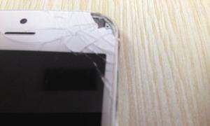 iPhone 5 phát nổ, một người bị thương