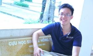 9X Việt làm Tổng biên tập báo của Đại học Mỹ