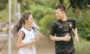 Trịnh Thăng Bình 'cặp kè'thí sinh Miss Ngôi Sao