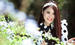 Quế Vân thừa nhận thi Hoa hậu chui
