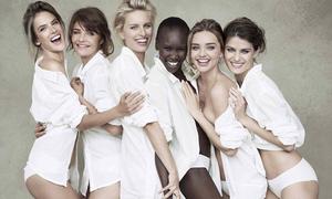 Bản tin: Ảnh bán nude hoành tráng của dàn mẫu Victoria's Secret