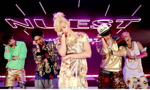 NU'EST tranh giành người yêu trong MV 'Sleep Talking'