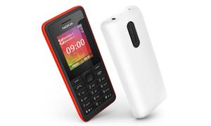 Điện thoại Nokia giá rẻ pin chờ hơn 1 tháng