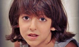 Trai đẹp 'bị trục xuất' khoe hình em trai đáng yêu