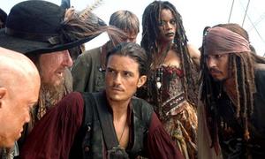 'Cướp biển' 5 khoe tên chính thức