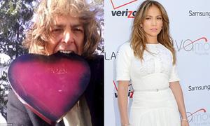 Fan cuồng sống 6 ngày trong nhà Jennifer Lopez bị bắt