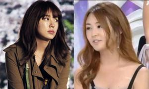 Á hậu Hàn 2011 bị nhầm với Yoon Eun Hye