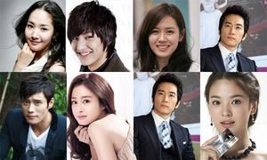 Những sự hoán đổi bạn diễn thú vị trong phim Hàn