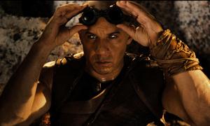 Vin Diesel tái xuất với phim hành động viễn tưởng 'Riddick'