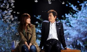Tình yêu ngọt ngào dưới tán anh đào trong phim Hàn