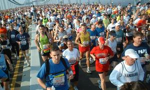'Ét-vê' Đà Nẵng đua tài marathon quốc tế