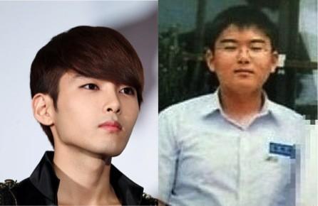 <p> Ryeo Wook của nhóm SuJu trước khi tham gia vào showbiz cũng là một cậu nhóc bụ bẫm.</p>
