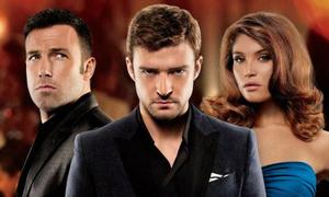 Ben Affleck dụ dỗ Justin Timberlake lạc lối trong 'Át chủ bài'