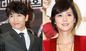 Ji Sung và Lee Bo Young mời cưới 'siêu hạn chế'