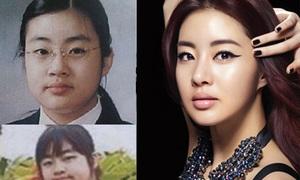 10 'cao thủ' giảm cân xứ Hàn