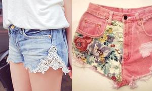 Các cách biến tấu quần short cho teen