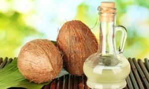 6 công dụng rất tuyệt của dầu dừa