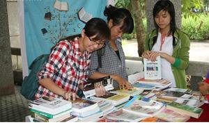 'Ét-vê' Cần Thơ hào hứng vớiNgày hội trao đổi sách