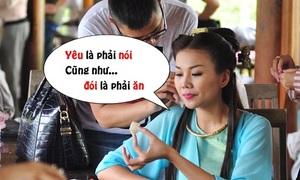 Trấn Thành - Thanh Hằng bị cư dân mạng chế ảnh hài hước