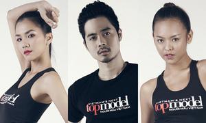 18 gương mặt lọt nhà chung Next Top 2013
