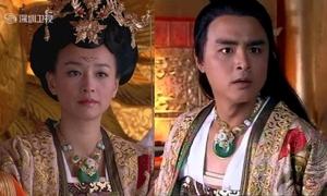 Sao Hoa ngữ 'đụng hàng' trong phim cổ trang