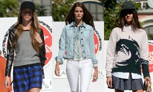 Thời trang 'back to school' trên sàn diễn TeenVogue