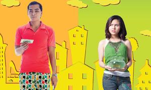 'Tiền Chùa' tung poster đầu tiên