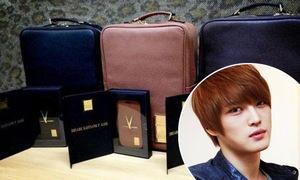 Bản tin: Túi JYJ JaeJoong thiết kế bán được hơn 30.000 chiếc